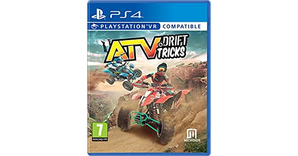 ATV Drift & Tricks (PSVR Compatible): Amazon.es: Videojuegos