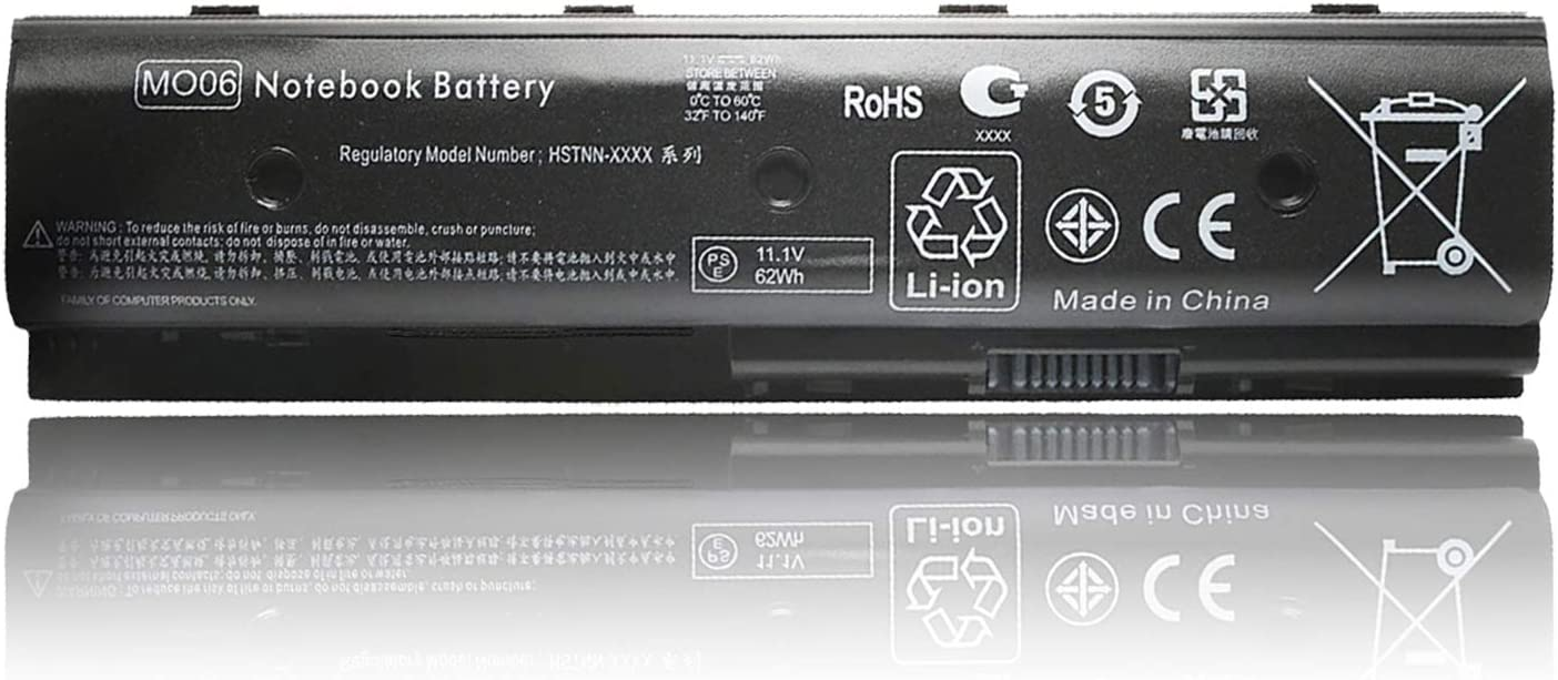 MO06 671731-001 Laptop Battery for HP Pavilion DV6-7000 DV6-7200 DV7-7000 DV6T-7000 DV7T-7000 DV4-5000,Envy M6-1000 Series m6-1045dx,m6-1035dx,m6-1005dx,m6-1225dx DV6-7210us