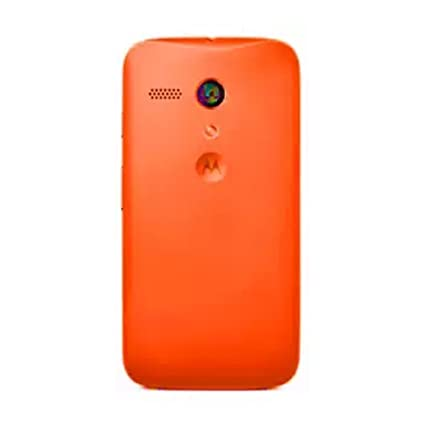 be092f3f1d6 Personal Emotions Back Panel Cover for Motorola Moto G(1st Gen)(Orange):  Amazon.in: Electronics