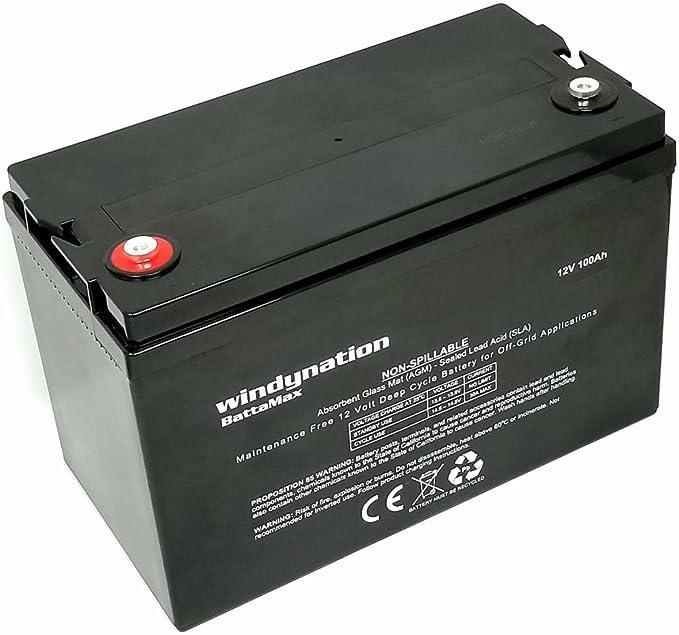 Best 12V Trolling Motor Battery