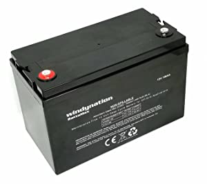 WindyNation Sealed lead acid Battery