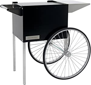 Paragon Professional Series Medium Popcorn Cart for 6 and 8-Ounce Poppers