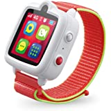 TickTalk 3 Unlocked 4G LTE Universal Kids Smart Watch Phone with GPS Tracker, Combines Video, Voice and Wi-Fi Calling, Messaging, Camera, IP67 Waterproof&SOS
