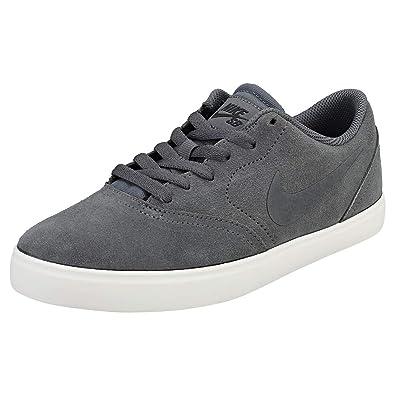 Nike Herren Sb Check Suede (gs) Sneakers, Mehrfarbig Dark
