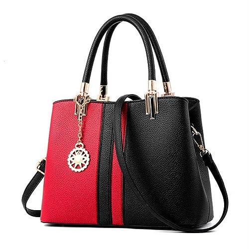 3ac8b85f37 Mzdpp Nuovo Modello Ma'Am Bag Fashion Paneled Borse Da Donna Grande  Capienza Borse Da Donna Borsa A Tracolla Giorno Frizione Cauaul Commuter Bag  A: ...