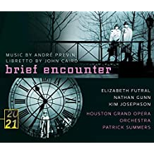 """Previn: Brief Encounter / Act 1 / Scene 10: The station refreshment room and platform - """"Albert Godby, how dare you?"""" ... """"The liberty"""""""