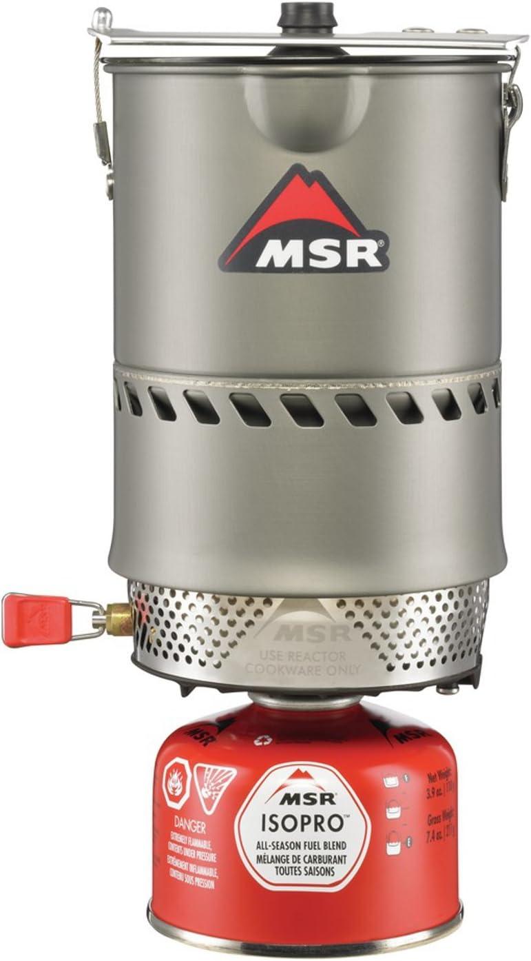 Hornillo MSR Reactor 1,0 l 2015 Hornillo camping