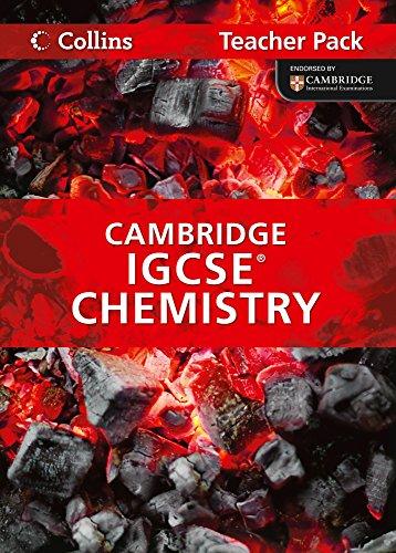 Chemistry Teacher Pack: Cambridge IGCSE (Collins International GCSE)