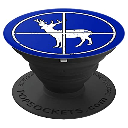Amazon Com Deer Hunting Cool Hunter Gift Dad Popsockets Grip And