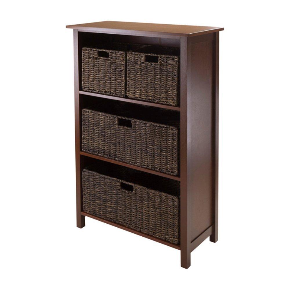 43 in. Storage Shelf Unit