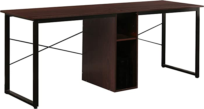 Top 9 Large Office Desk For 2 Workstations