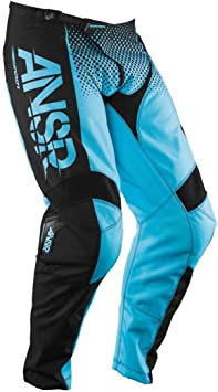 Answer Racing A18.5 Elite Mens Off-Road Motorcycle Pants Yellow//Blue//Size 34