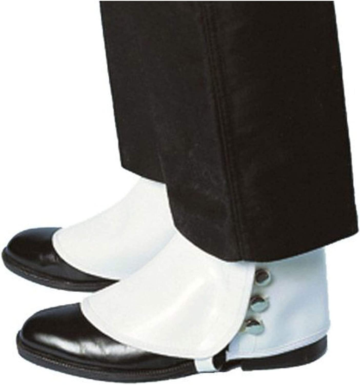 White Beistle 60055 2 Pairs Spats