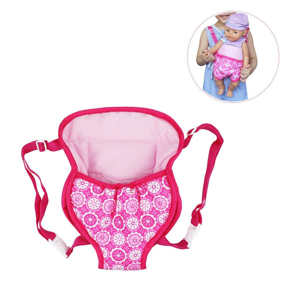 Samber Baby Doll Carrier Backpack Doll Backpack Doll Accessories 18 Inch Girl Doll Carrying Bag Toy Backpack Doll Carrying Bag Toy 2018 Popular Backpack Doll Accessories