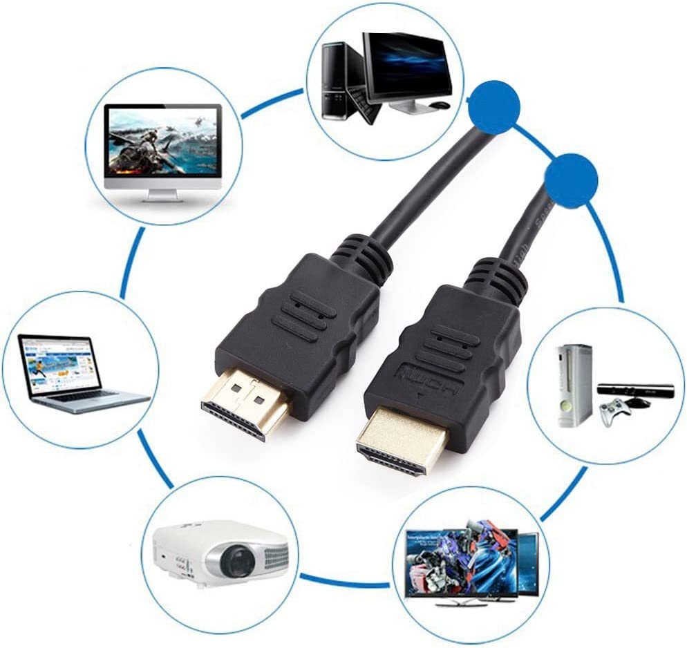 USB cable and HDMI cable for Epson POWERLITE PRO Z10005