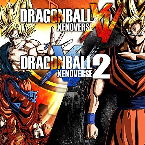 Dragon Ball Xenoverse Super Bundle - PS4 [Digital Code] by Bandai