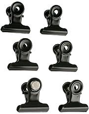 Hab & Gut -MC30203- Pinzas de Dibujo magnéticas, 6 Piezas, 20 mm