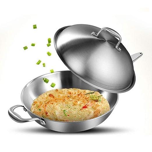 Wok Vitroceramica, Sartenes para Cocinar Sartenes Sartén ...