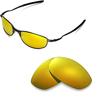 9a079d51335 Walleva Replacement Lenses for Oakley Tightrope Sunglasses-9 Options  Available