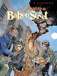 Les Quatre de Baker Street, tome 7 : L'Affaire Moran par Jean-Blaise Djian