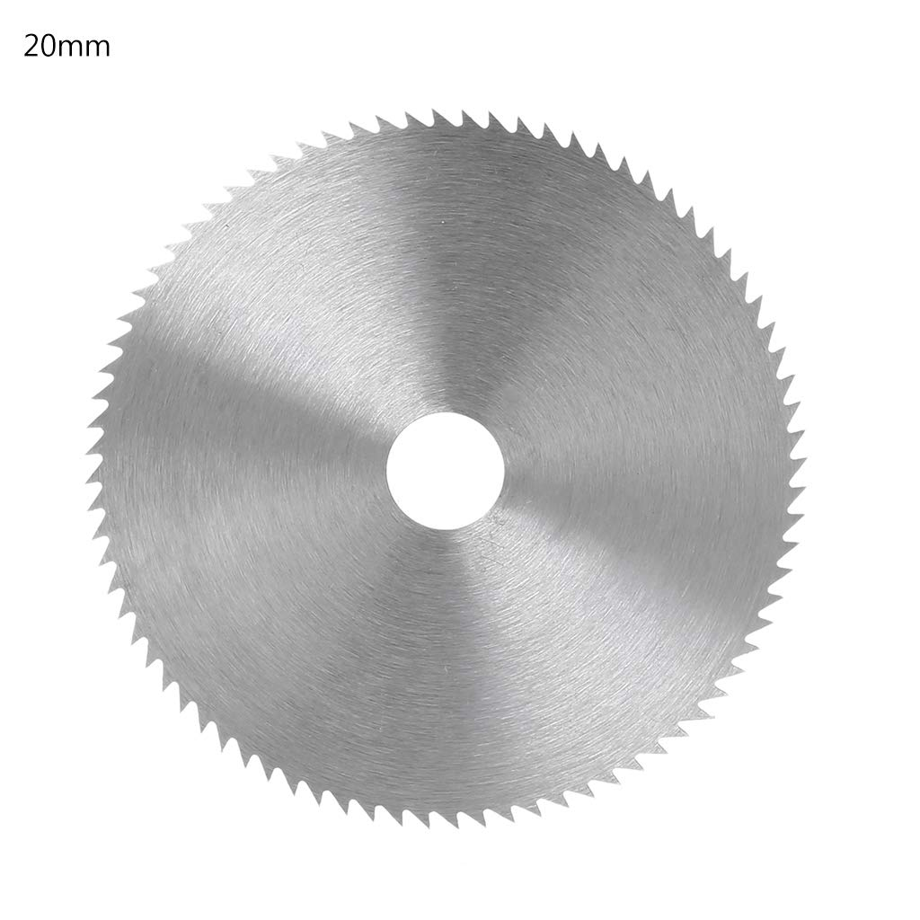 YUNAWU Cutting Circular Saw Blade Ultra Thin Steel 4 Inch Bore Diameter 16/20mm For Woodworking Rotary Tool