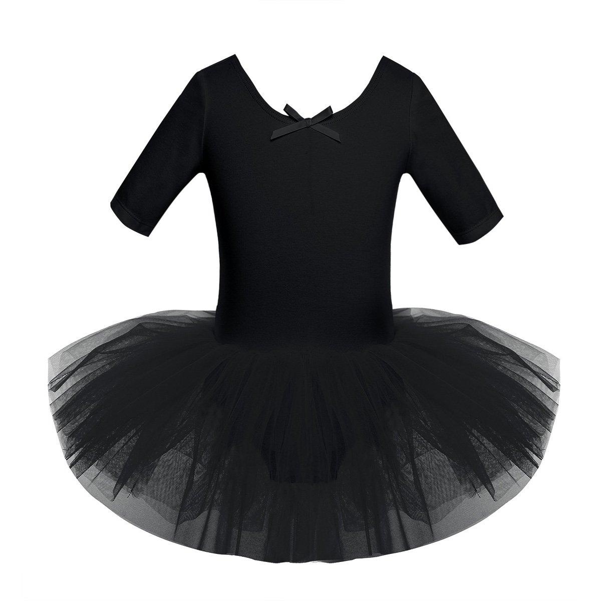 【中古】 iiniim DRESS ガールズ B079L4T3QM 2-3|Short 43499 iiniim Sleeve Black Black Short Sleeve Black 43499, 神山町:ff962f80 --- buyanyproducts.com