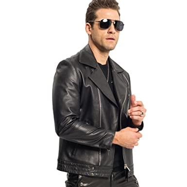 Image result for african american men with leather coats