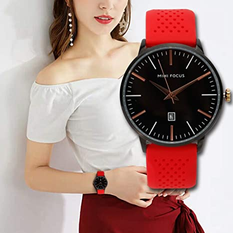 20mm elegantes pulseras de reloj de la correa de caucho de ...