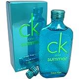 Calvin Klein One Summer unisex, Eau de Toilette, Vaporisateur / Spray 100 ml, 1er Pack (1 x 100 ml)