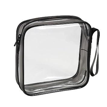 Morehappy7 - Estuche Transparente para cosméticos, plástico ...