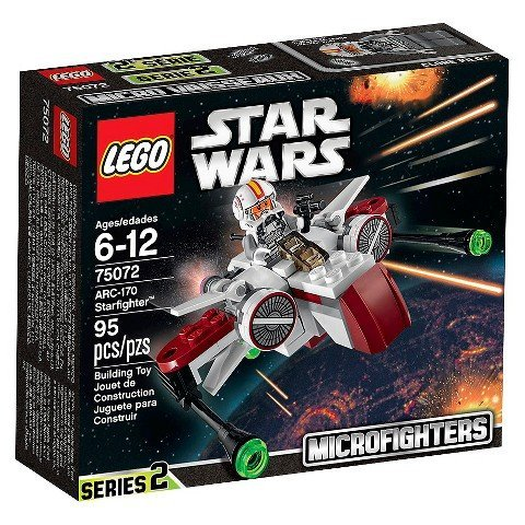 Lego Star Wars Set 7259 Arc 170 Starfighter Price Compare