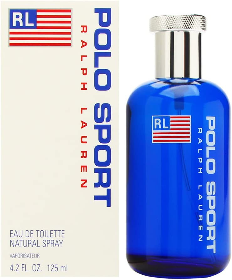 Ralph Lauren 2705 Polo Sport Eau De Toilette for Men 125 ml ...