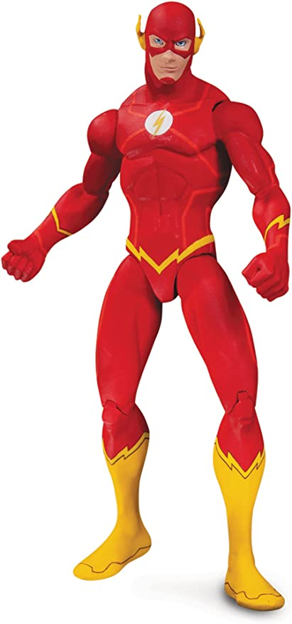 DC Collectibles Justice League Animated The Flash Action Figure