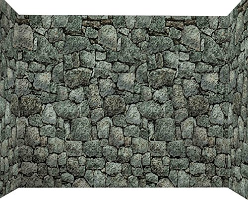 (Forum Novelties 68907 Party Supplies, 20-Foot, Stone)