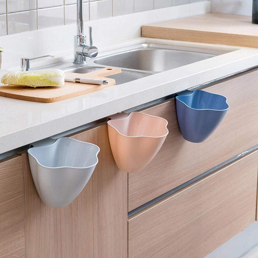 Cubos de basura para cocina (3 colores) por sólo 2,79€ con el #código: ESHHSFFF