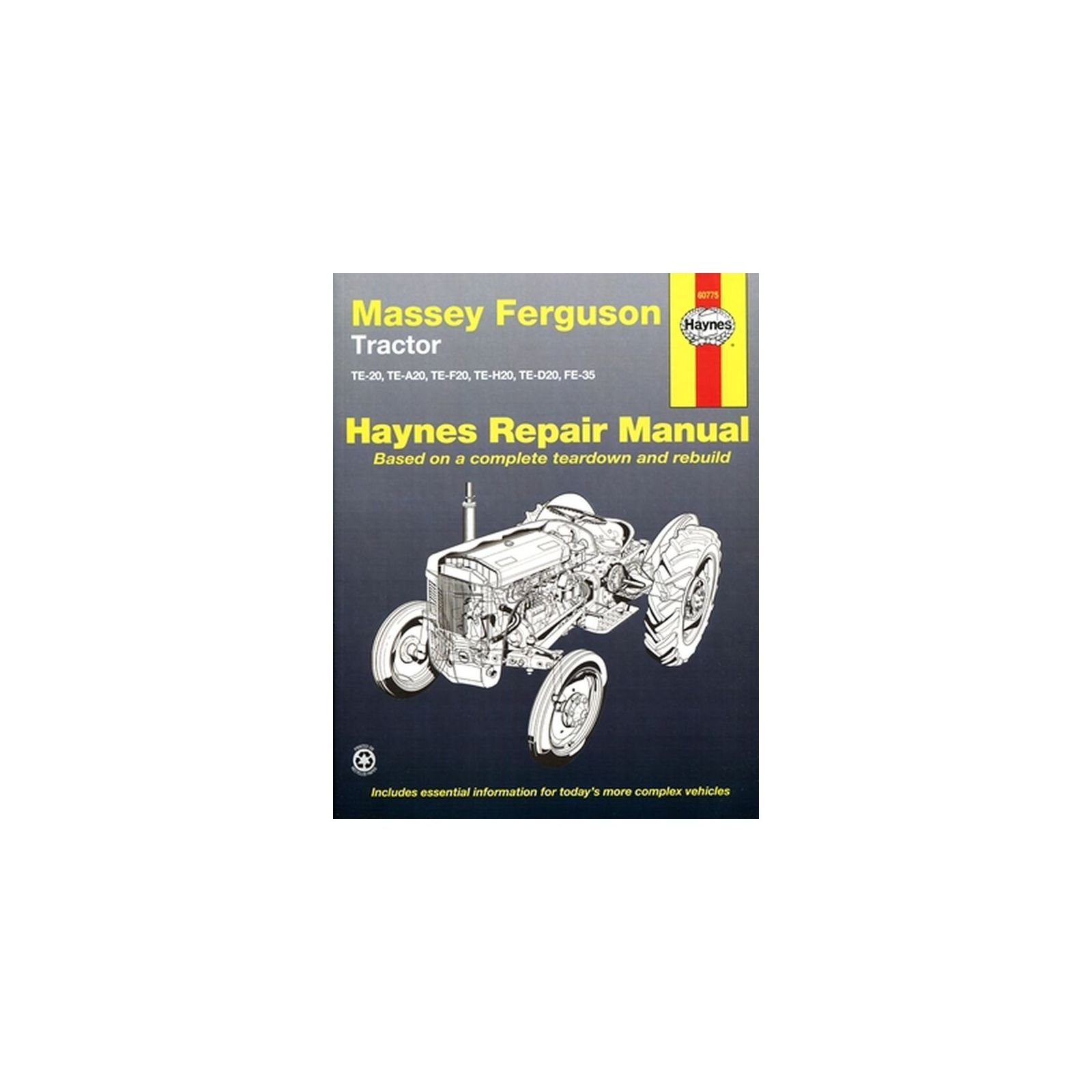 Massey Ferguson Tractor: Amazon.co.uk: Haynes Publishing: 9781563929656:  Books