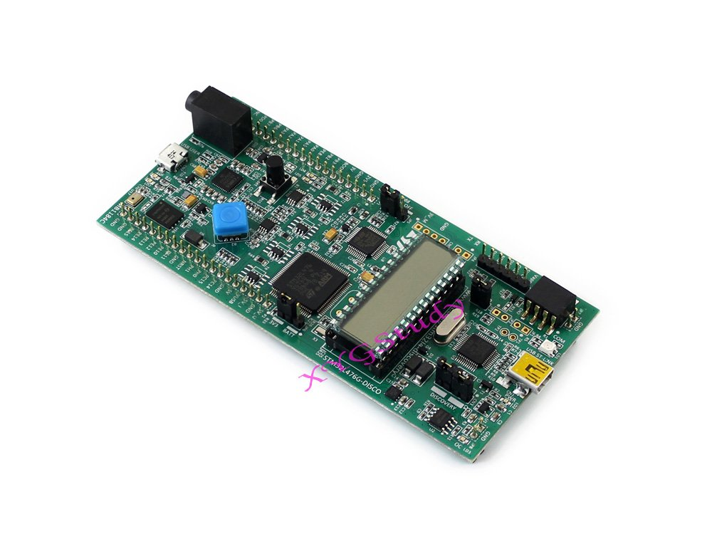 Amazon com: STM32L476G-DISCO 32L476GDISCOVERY Discovery Kit