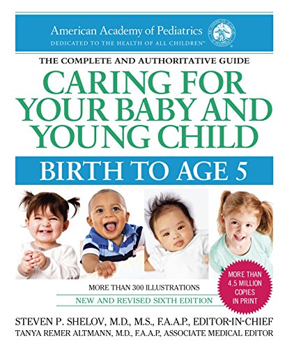 Caring for Your Baby and Young Child: Birth To Age 5 Pdf