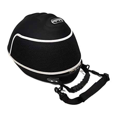 Amazon.com: PREMIUM Motorcycle Helmet Protective Case, with carry handle/Shoulder Strap: Automotive