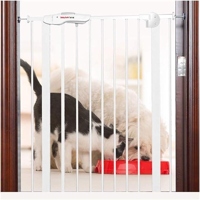 Infantil Del Bebé Puertas Barrera De Seguridad Con Chimenea Grille Bebé Niño Puerta De La Barra Escalera Valla Cerca Del Perro De Animal Doméstico (Color : High 78cm width , Size :