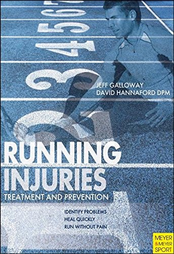 Running Injuries Prevention Jeff Galloway product image