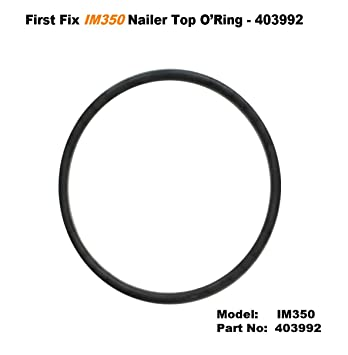 Replacement Top Fan O-Ring 403992 for Paslode IM350 Nailer