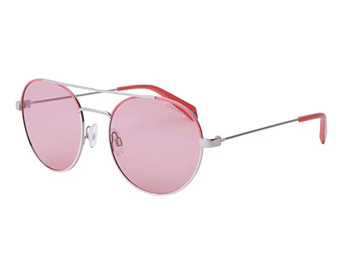 43ebafd8ae924 Image Unavailable. Image not available for. Colour  Polaroid Polarized  Round Women s Sunglasses ...