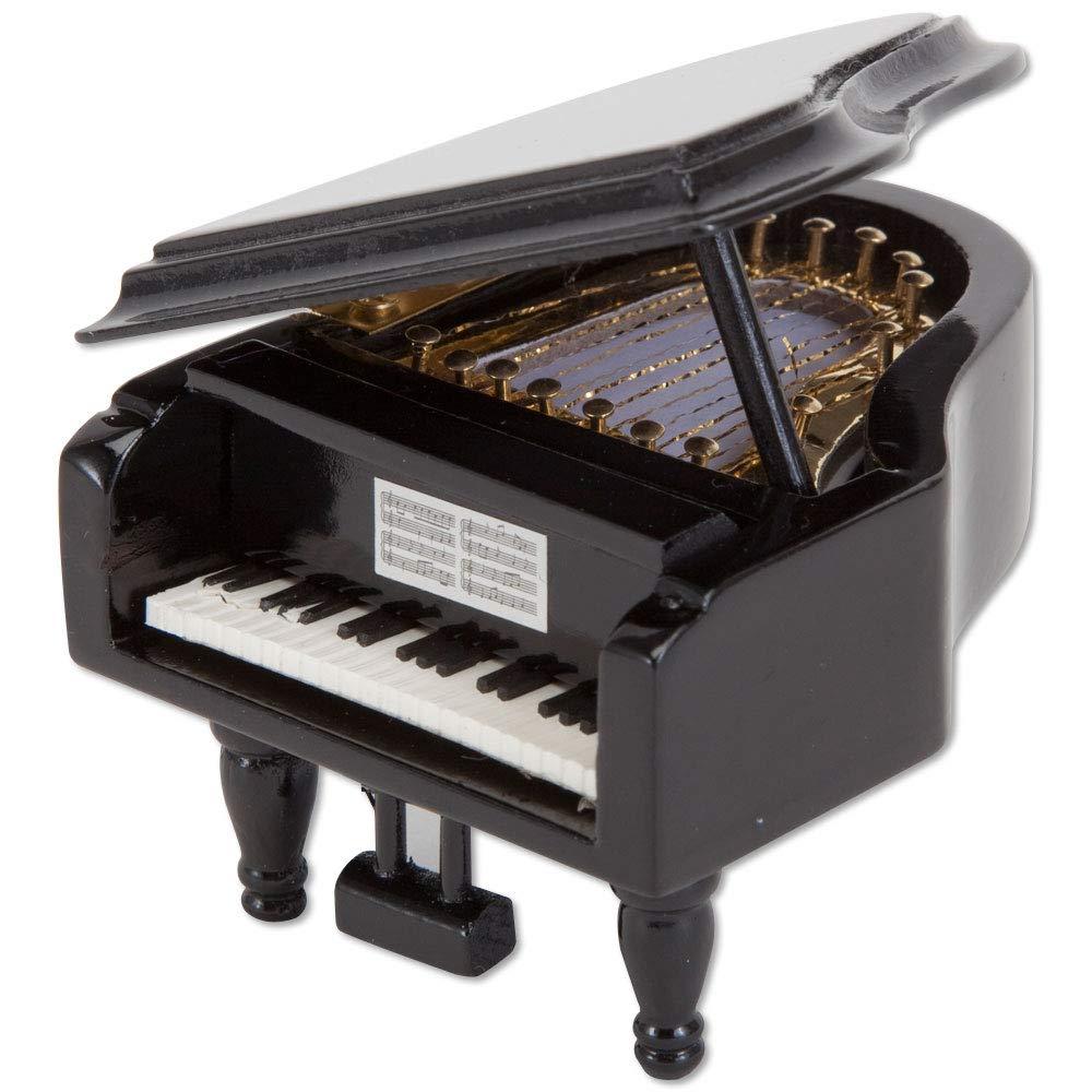 【最新入荷】 Bits - and B01L9XDLE8 Pieces - 2分間再生 ミニミュージカルグランドピアノオルゴール ウインドベア マイウィング - 木製巻き上げオルゴール 2分間再生 B01L9XDLE8, つや髪美肌研究SHOP:8e709300 --- arcego.dominiotemporario.com