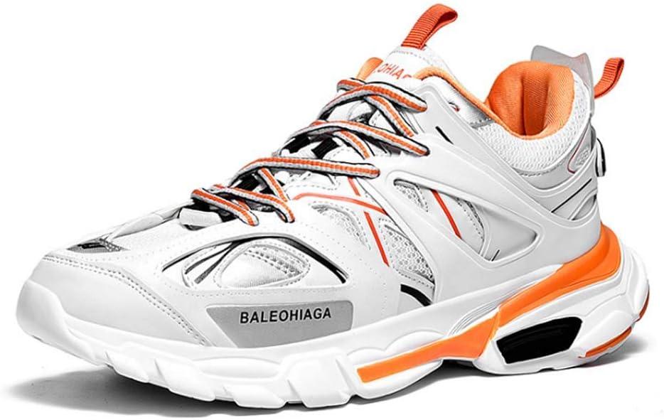 GHFJDO Zapatos de Running para Hombre Zapatillas Deportivas al Aire Libre Zapatillas Running Zapatos de montaña Gimnasio Corriendo Zapatos de Viaje cómodos Mujeres,White,39EU: Amazon.es: Deportes y aire libre