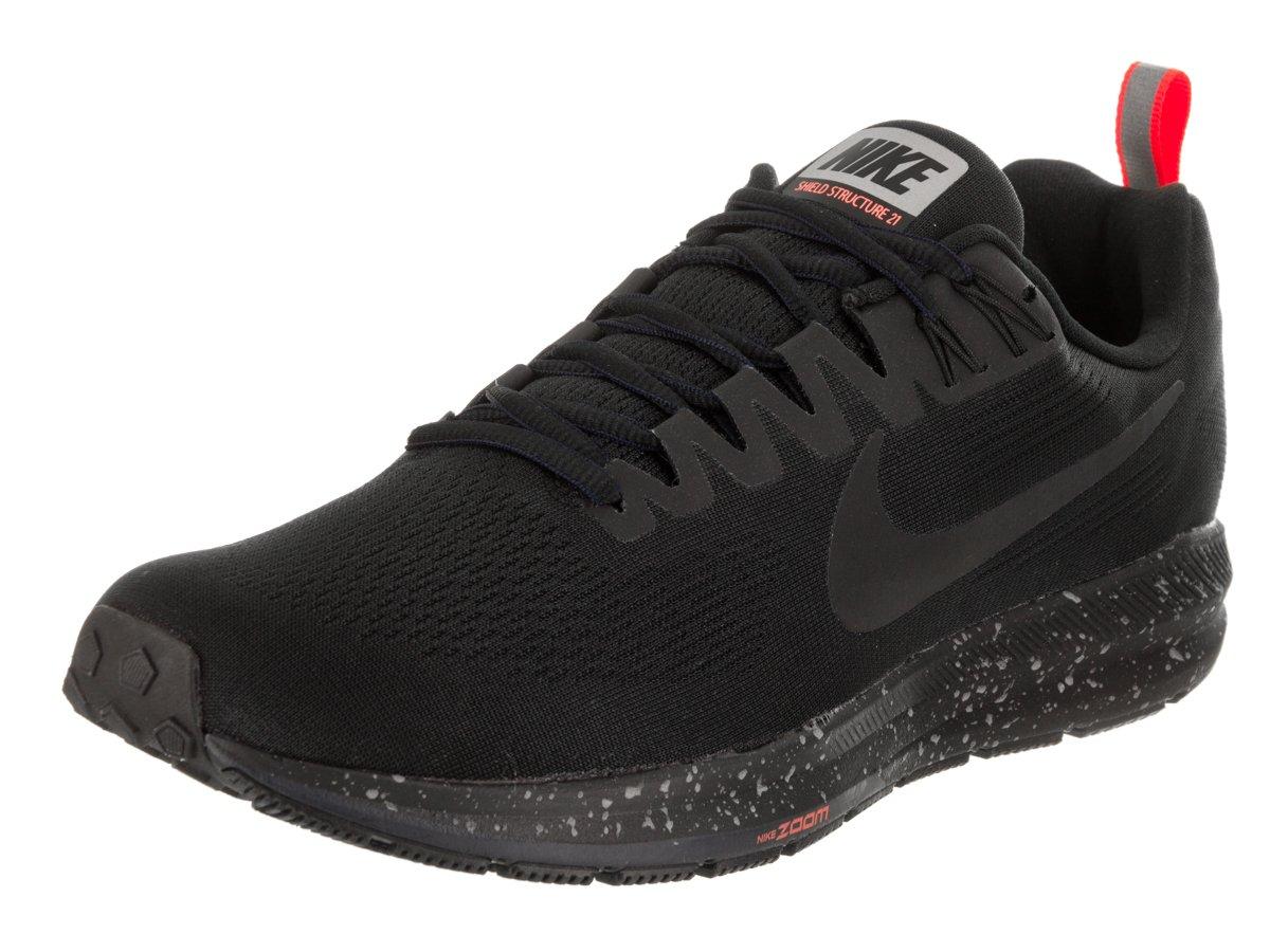 Nike AIR ZOOM STRUCTURE 21 SHIELD schwarz 11:
