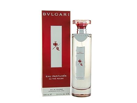 Bvlgari Au The Rouge Eau de Cologne Spray for Men and Women, 3.4 Ounce