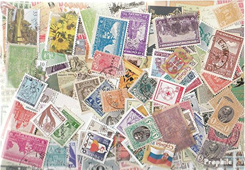 Serbia 150 Different Stamps (Stamps for Collectors)