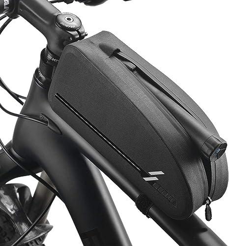 VOANZO Bike Frame Bag Impermeable Bike Top Tube Bag Triángulo ...