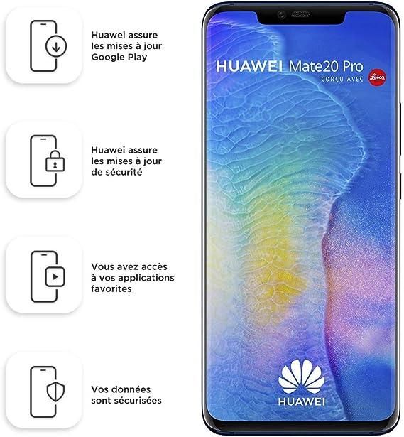 Amazon.com: Huawei Mate 20 Pro 16,2 cm (6.39